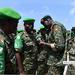 Uganda peacekeepers arrive in Somalia