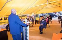 EU delegates pay courtesy call on NRM