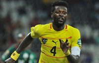 Togo''s Adebayor is lethal but...