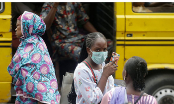 Africa coronavirus cases rise jpg mm 350x210