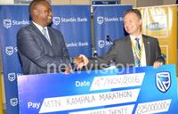 Stanbic offers sh225m for MTN Kampala marathon