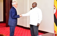 Uganda to partner with GE Healthcare