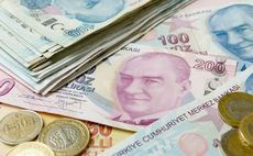 Turkey purges central bank as nine top officials are sidelined