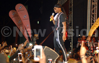 Wizkid delivers thrilling performance