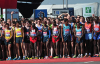 Kiprotich finishes 6th in London