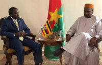 Burkina Faso calls for closer cooperation with Uganda