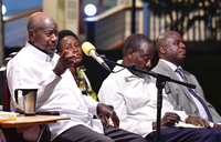 Oil prospects should not divert you from creating jobs - Museveni
