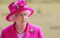 Gifts to Britain's Queen Elizabeth II go on display