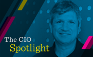 CIO Spotlight: Tony Bozzuti, F5 Networks