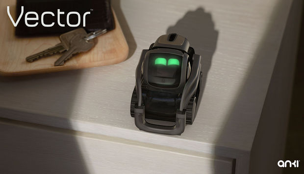 Anki reveals the new Vector robot