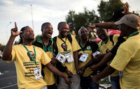 S.Africa's ANC votes on new leader in all-night ballot