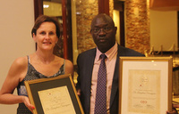 Sewanyana wins regional rights award