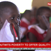 Wamala outwits poverty to offer quality education