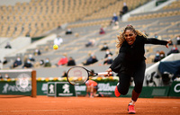 Injured Serena withdraws from French Open