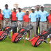 Uganda junior golfers for Africa championships