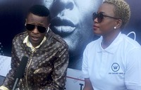 Jose Chameleone unveils new manager