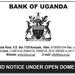 Bank of Uganda (BoU)