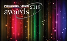 Revealed: All the winners at the Professional Adviser Awards 2018
