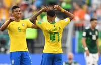 As it happened: Brazil knock Mexico out of World Cup