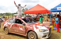 Walubi focused on winning MOSAC Rally