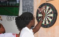 Uganda darts players head to Kenya