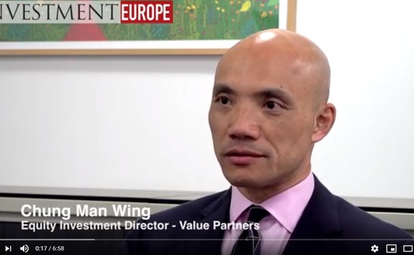 Video Exclusive: Chung Man Wing of Value Partners on China