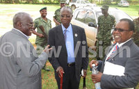 Bamasaaba leader reshuffles cabinet