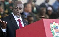 US concerned over Tanzania bid to 'stifle democratic norms'