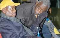 Museveni, Mbabazi hold cordial talks in Entebbe