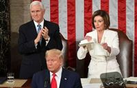 Trump's State of Union speech exposes bitter US divides