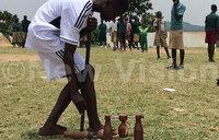 Woodball, a sport picking up in Ugandan schools