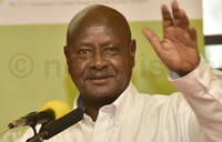 Museveni meets opposition, ready for dialogue