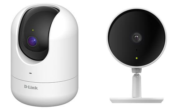 New D-Link home security cameras feature onboard AI