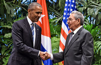 Obama, Castro hail 'new day' for US-Cuba relations