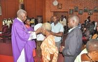 Mityana Christians gather to start Lent season