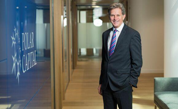 Polar Capital CEO Gavin Rochussen