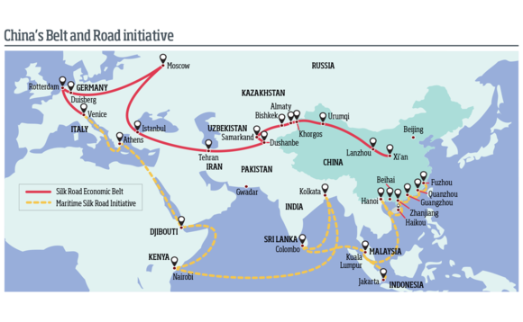 Invesco launches Belt and Road bond fund