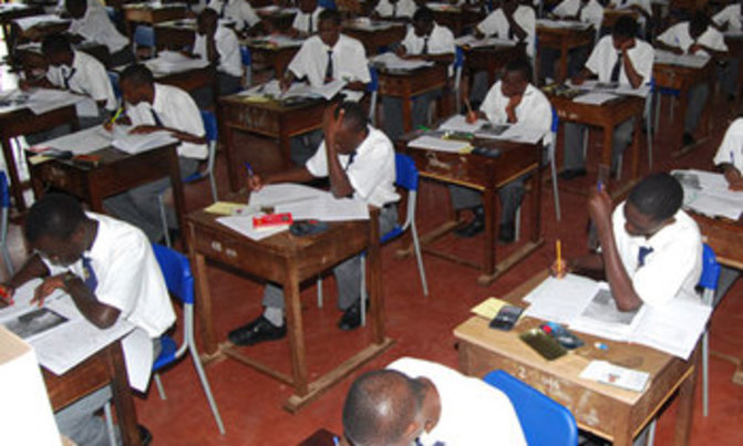 Uganda Government reopens schools for final year students...