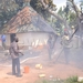 Fire at Kasubi Tombs structure snuffed out