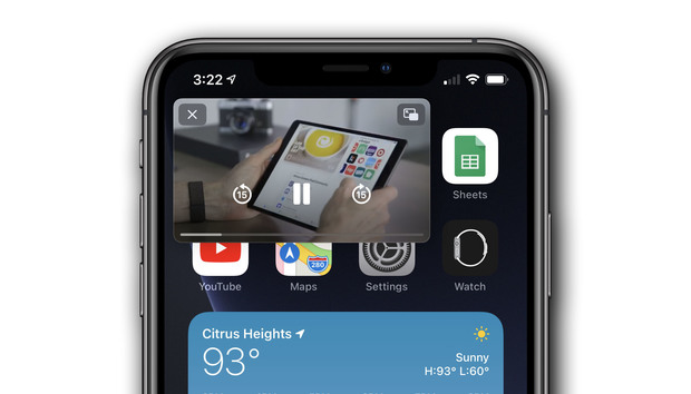 How to use picture-in-picture on your iPhone in iOS 14