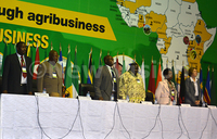 Second Pan African Agribusiness Conference opens in Accra, Ghana