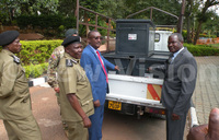 Police get 100 firearms safety boxes