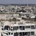 Syria regime retakes quarter of rebel enclave as civilians flee