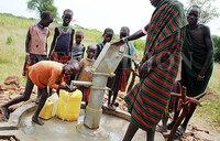 Nakapiripirit gets water courtesy of marathon