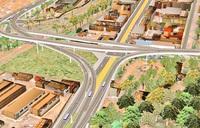 Kampala Flyover to solve traffic jam