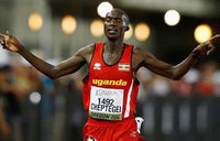 Cheptegei carries Uganda's medal hopes in London