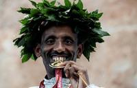 Ethiopian runners sweep Rome marathon