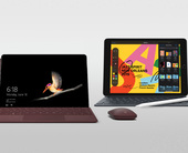 Budget tablet showdown: Apple 10.2-inch iPad (2019) vs. Microsoft Surface Go