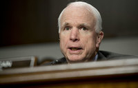 US politician McCain diagnosed with brain cancer