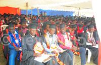 680 graduate at Bushenyi UTC